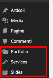 wp 3.8 menu custom post
