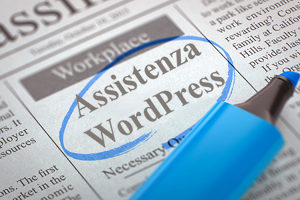 Assistenza WordPress Alessandria